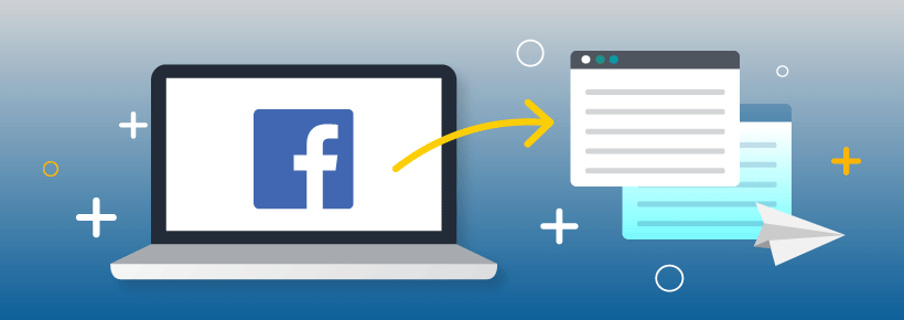 Consider this Facebook's version of website ads. Facebook Audience Network serves Facebook ads off-platform to other mobile sites and apps that align with the desired targeted audience for the ad set