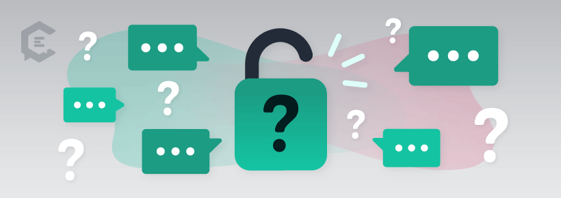 What is an open-ended question?