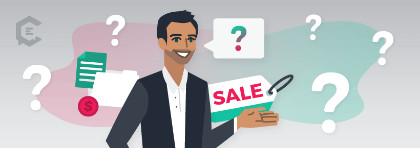 Open-ended vs. closed question set examples for sales professionals.