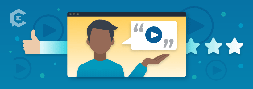 Great video testimonials are authentic, engaging and informative.