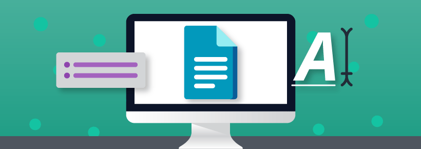 Voice-to-text tools for marketers: Google Docs Voice Typing