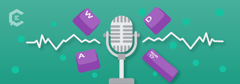 What is voice-to-text?