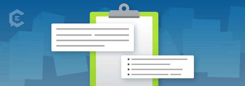What is the traditional executive summary format?