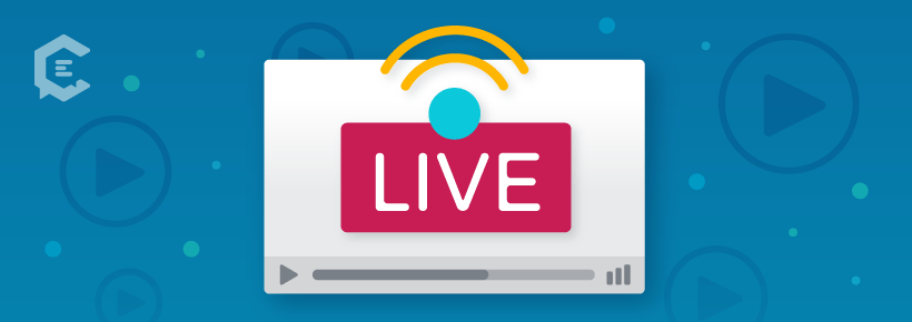 Livestreaming for live video marketing