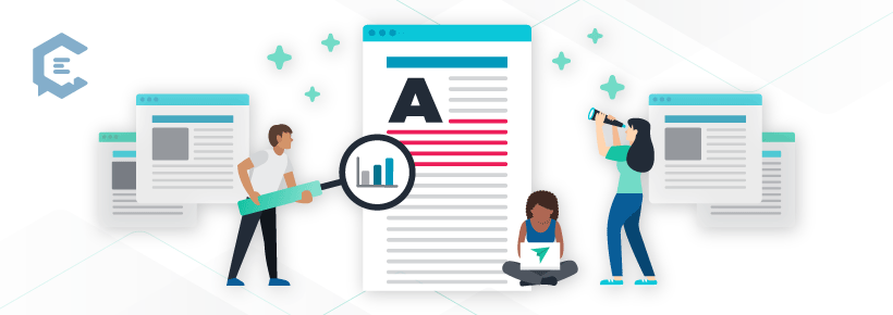 Analysis of articles in the ClearVoice Blog