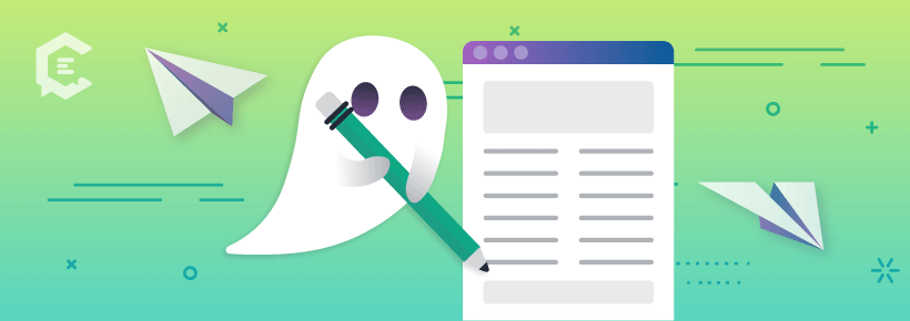 The rise of the ghostwriter — and how you can tap in.