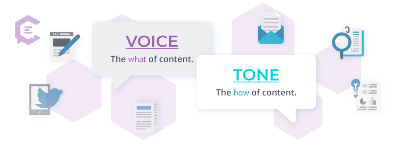 Voice and tone, aka empathy and normalization