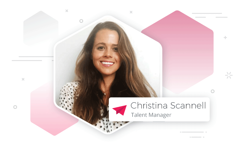 Christina Scannell, Talent Manager at ClearVoice