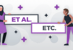 Et Al. vs. Etc. — Have You Been Using Them Wrong All This Time?