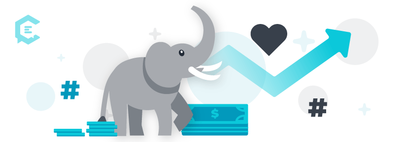 The elephant in the room is ROI.