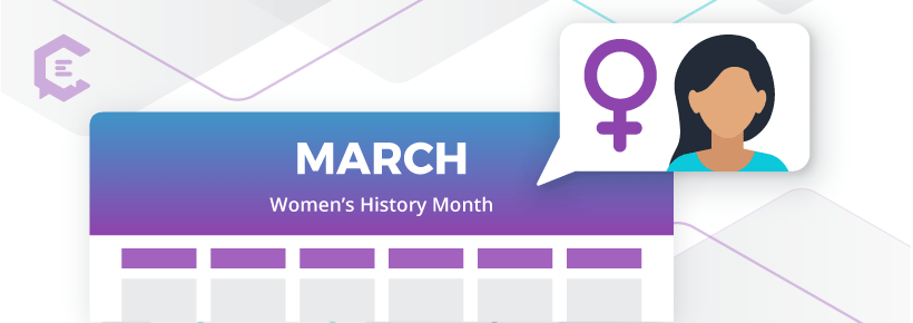 March - Women's History Month