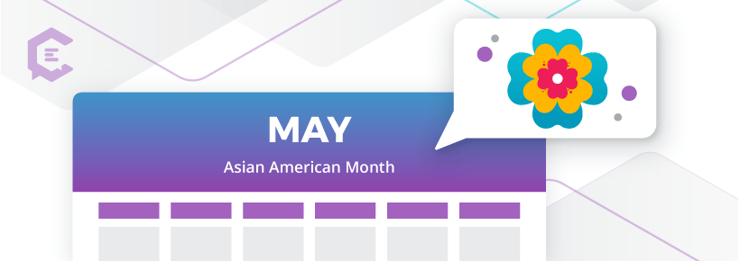 May - Asian American Month
