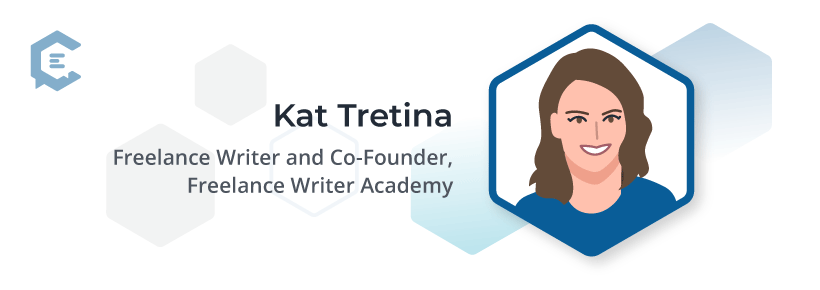 8 freelancers who made more money in 2020 share their strategies: Kat Tretina