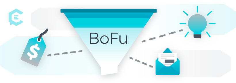 What is bottom-of-funnel marketing?