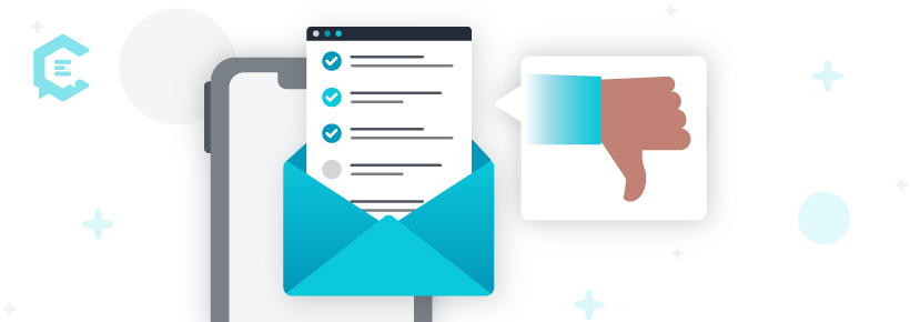 onboarding email don'ts