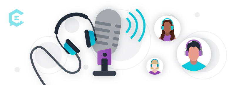 Increasing popularity of podcasts