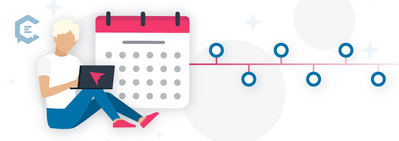 sample timeline for working with freelancers