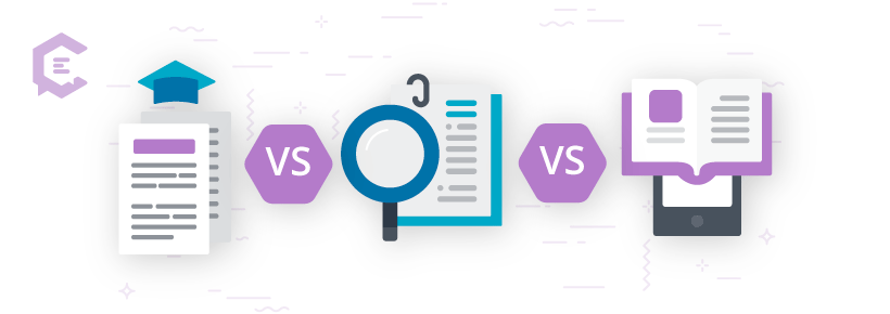 White paper vs. case study vs. ebook: What's the difference?