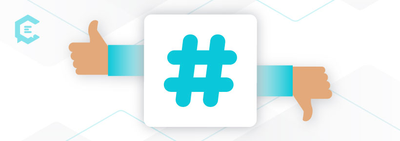 Facebook hashtag do's and dont's