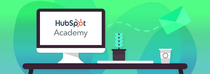 Email and Content Marketing Courses via HubSpot Academy