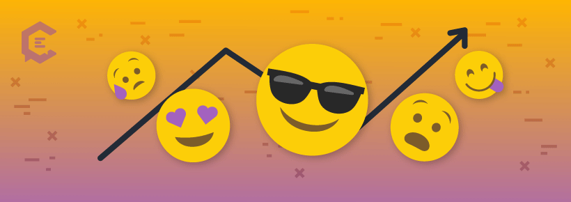 emoji use increases engagement according to adobe