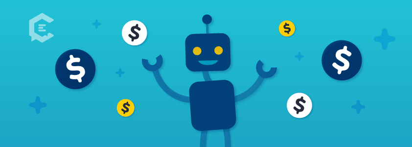 Content marketing trends: Chatbots saved companies an average of $300,000 last year.