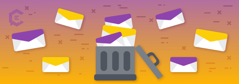 Content Marketing & Research Studies: Half your emails won't be opened.