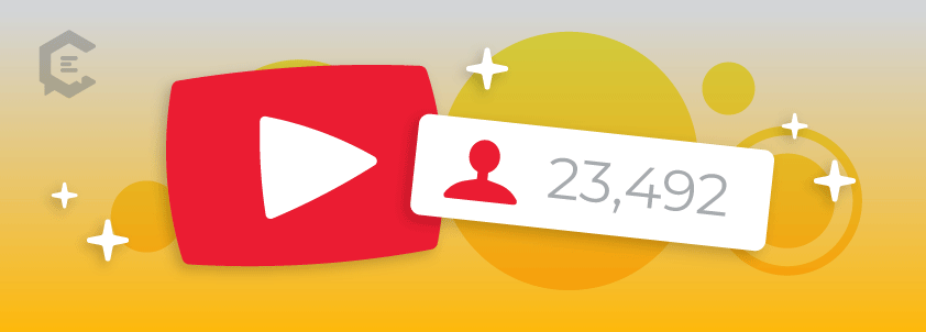 youtube subscriber counts