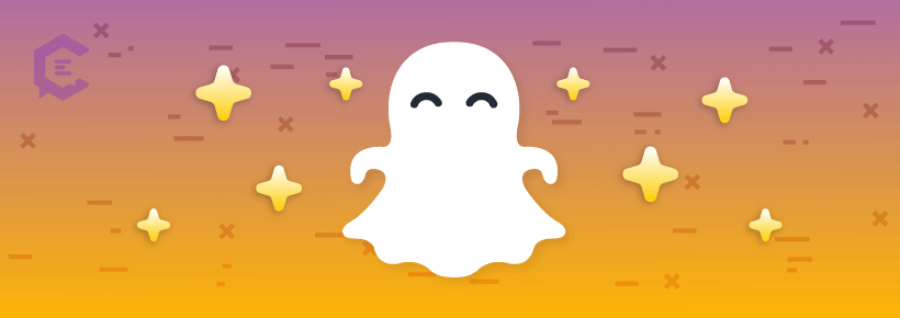 New content marketing studies and research: 2019 data suggests Snapchat has made a comeback.