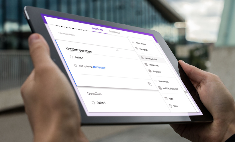 Pros and cons of Google Forms for online surveys