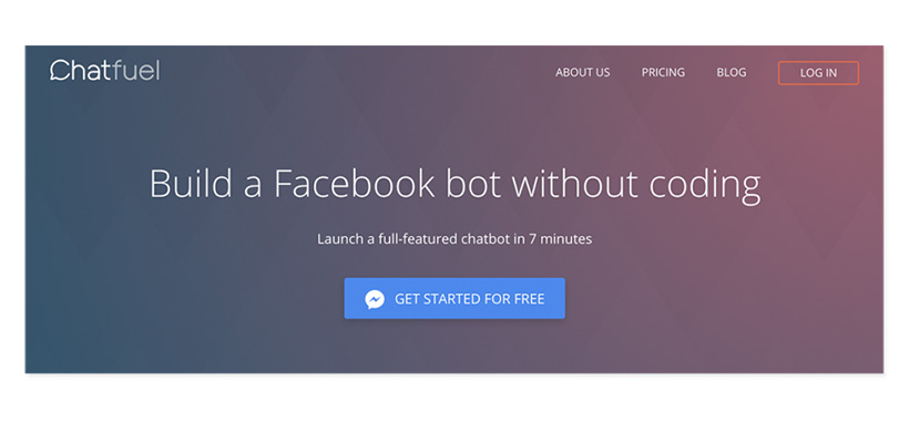 How to use Chatfuel as your Facebook chatbot builder