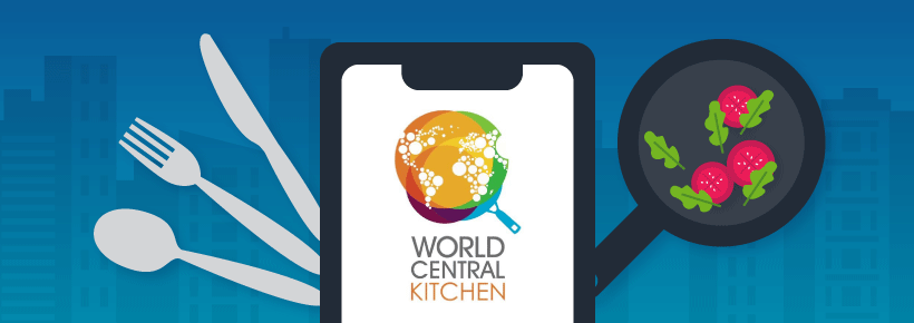 world central kitchen social media campaign