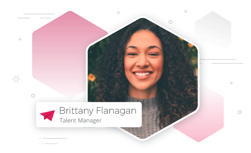Brittany Flanagan, Talent Manager at ClearVoice